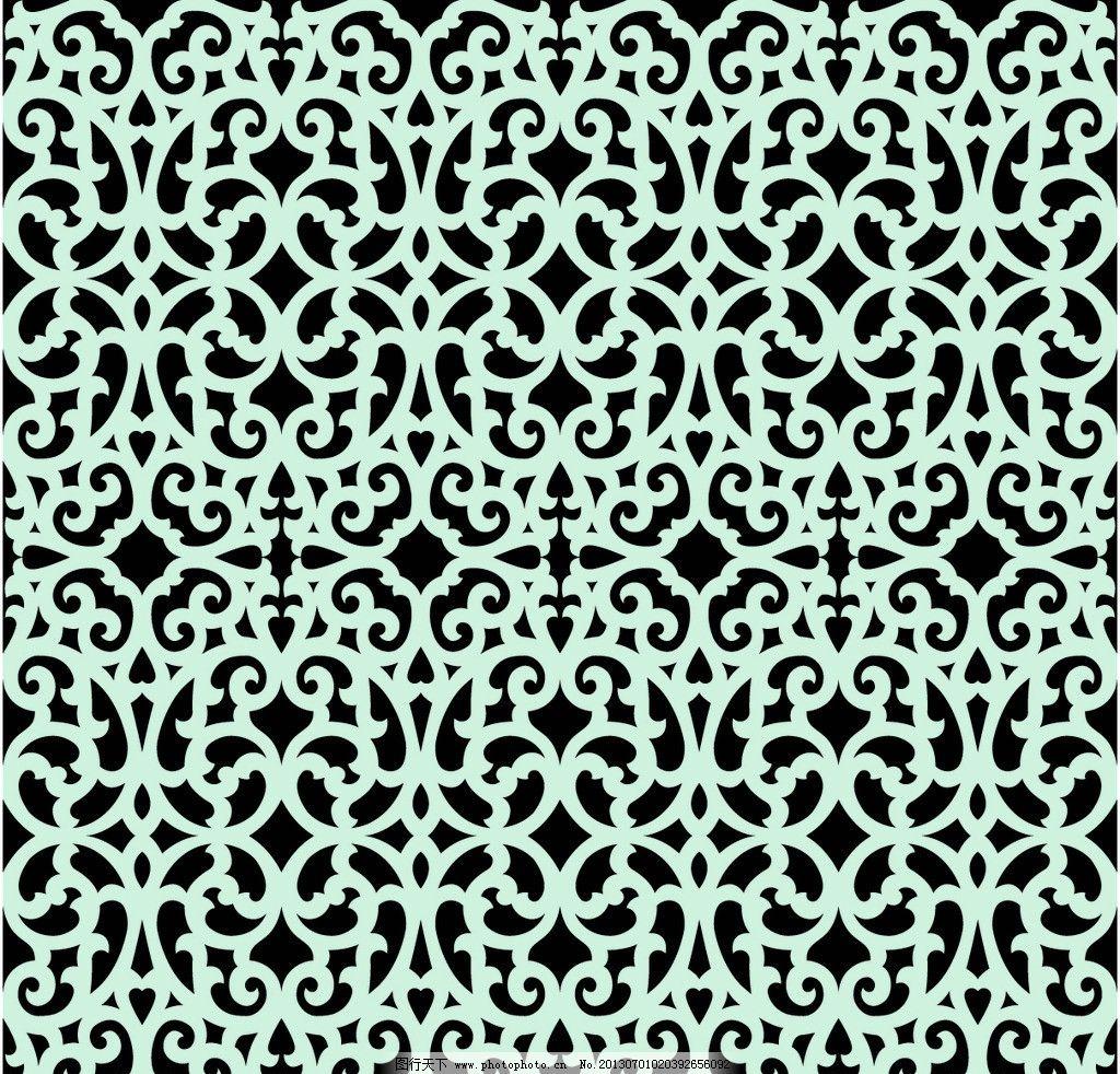 几何背景 现代 图案 二方连续 单独 四方连续 底纹 花纹 边框图片