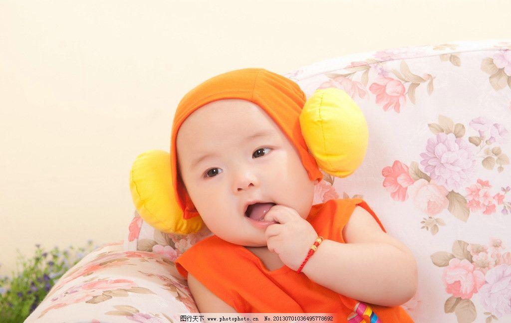 半岁 可爱 男宝宝图片