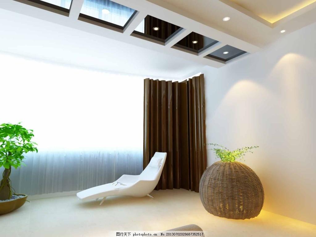 室内装修设计 室内素材 装修素材 设计素材 参考素材 白色