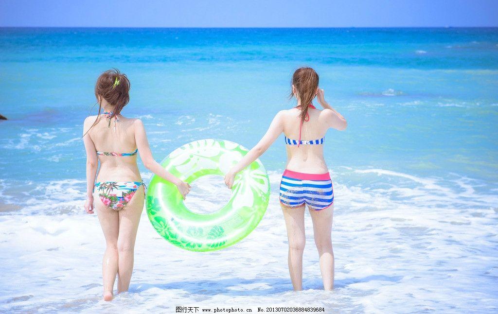 美女背影 清纯美女 美女姐妹花 闺蜜 海边美女 青春靓丽 高清美女