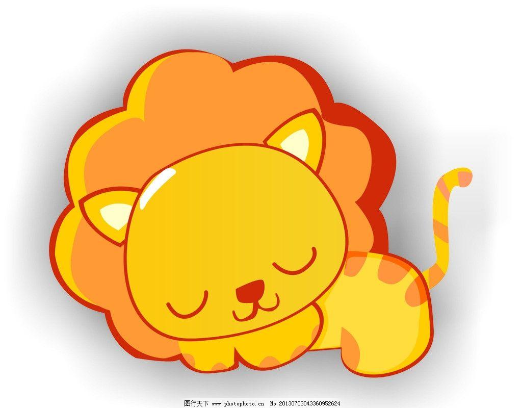 猫咪 卡通 可爱 精灵 动物 卡通设计 广告设计 矢量 cdr