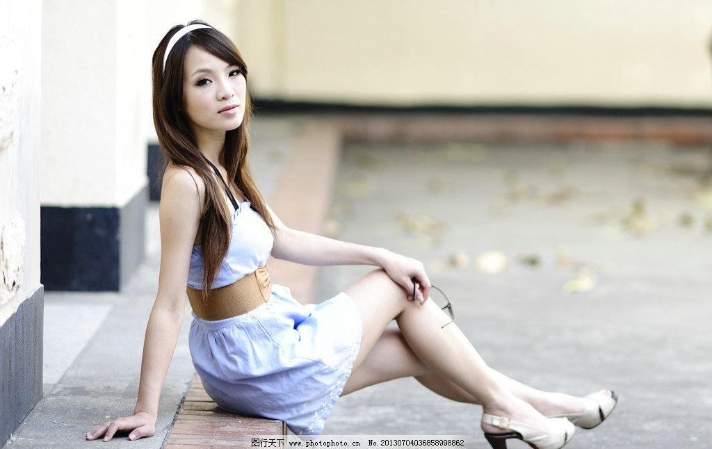 摄影图库 人物图库 女性女人  气质美女 清纯美女 可爱美女 清爽美女