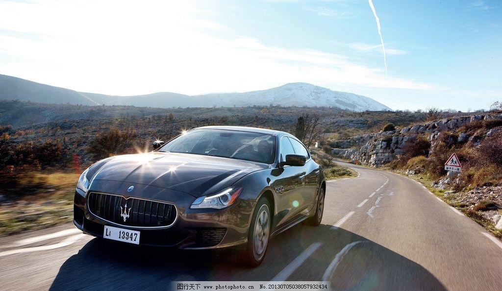 玛莎拉蒂 豪华车 宣传 新款 跑车 轿车 概念车 世界名车 汽车 交通
