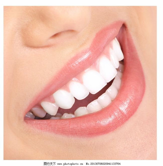 漂亮的牙齿