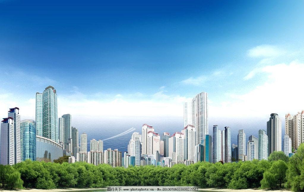 风景图片 系统/海滨城市建筑物图片