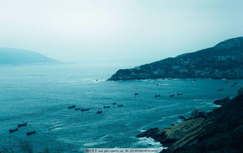 东极岛 大海 岛屿 鸟瞰 自然风景 摄影图库 自然景观 摄影 72dpi jpg