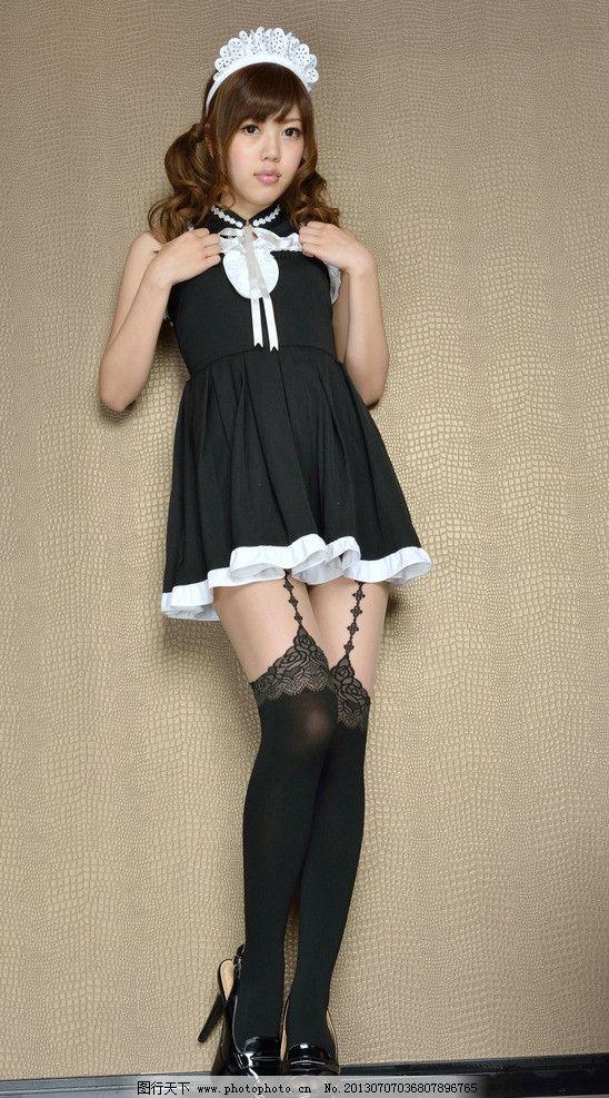 女仆装美女图片,清纯美女 性感美女 气质美女 可爱-图