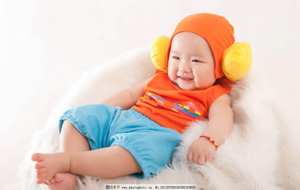 宝贝笑笑 可爱小宝贝 半岁男婴 宝宝 儿子 人物摄影
