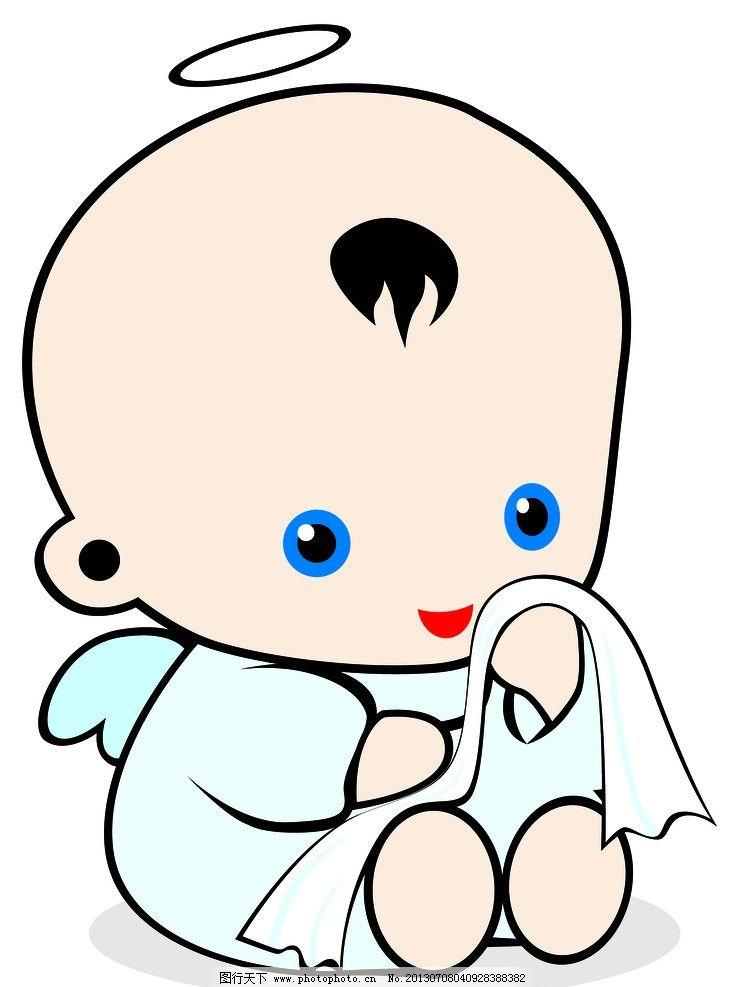 婴儿 儿童 矢量 卡通 动画 动漫 漫画 任务 幼儿 儿童幼儿