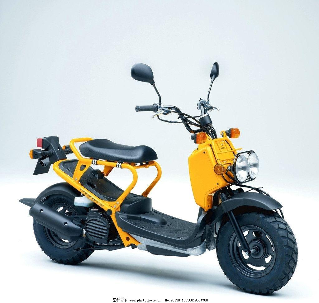 踏板摩托车 摩托车 祖玛摩托车
