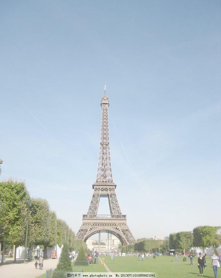 旅游摄影 欧式 摄影 铁塔 埃菲尔铁塔图片素材下载 埃菲尔铁塔 欧式