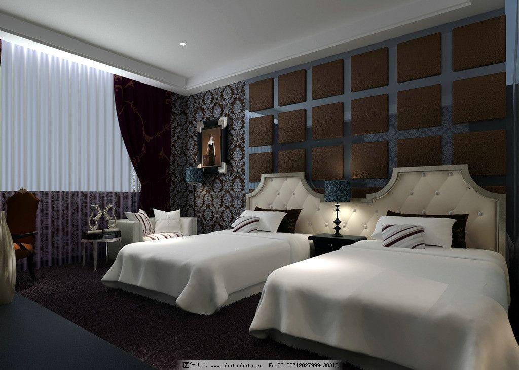 宾馆室内图片