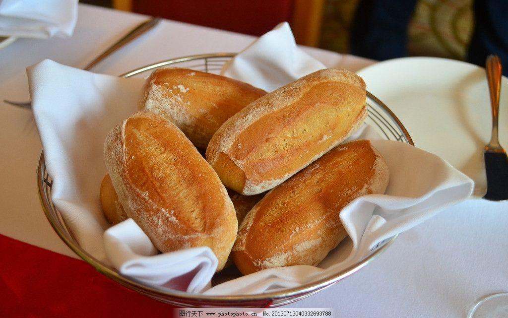 欧式面包图片