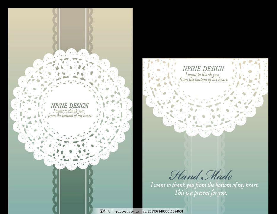 团花 团花图案 花纹 花边 欧式花纹 花纹图案 椭圆形标签 服装标签