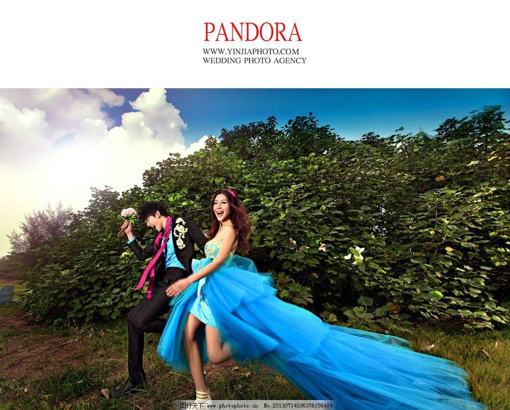 最新婚纱样片 写真 影楼 人物摄影 人物图库
