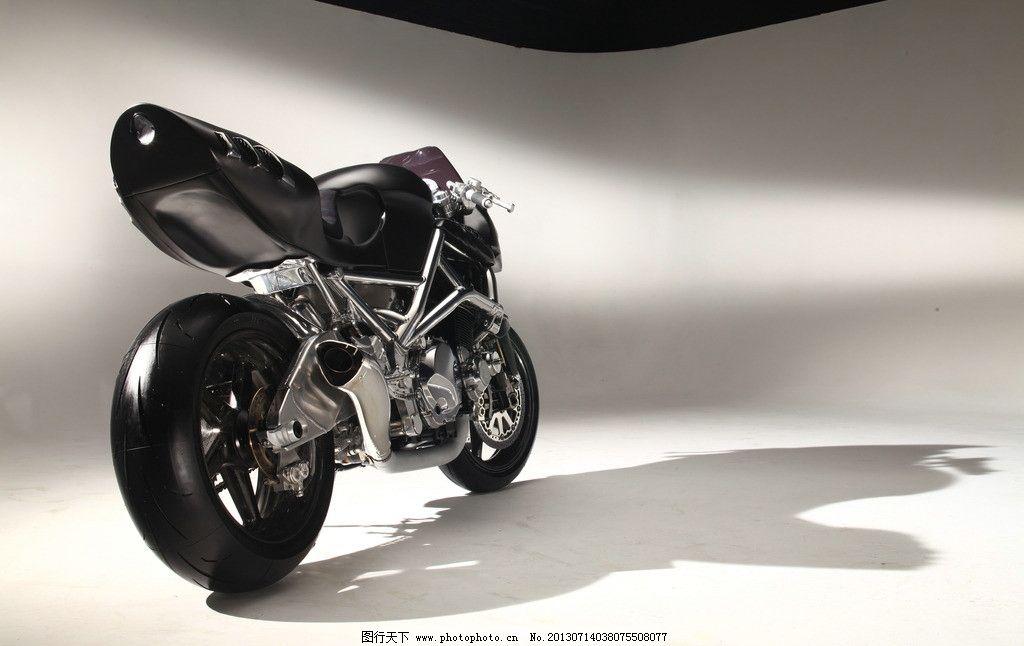 摩托车图片_交通工具_现代科技_图行天下图库
