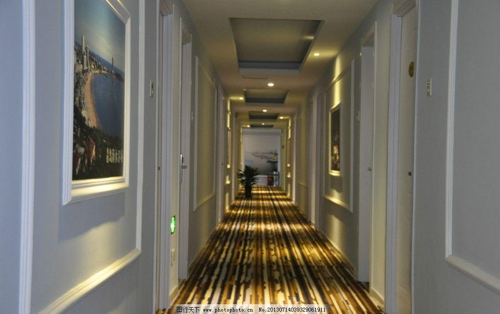 摄影图库 建筑园林 室内摄影  二楼走廊 干净 整洁 欧式风格 风景图画