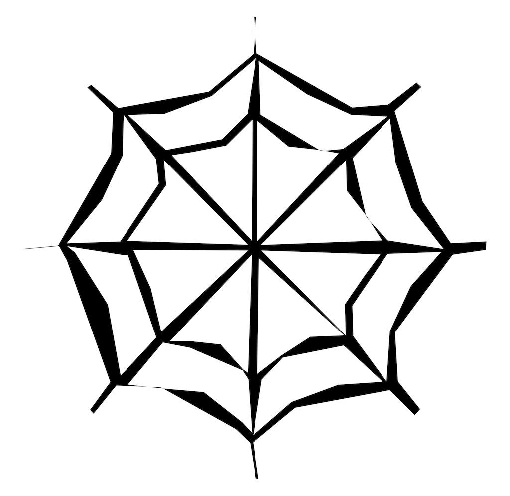 幼儿园手工制作蜘蛛网大全图片