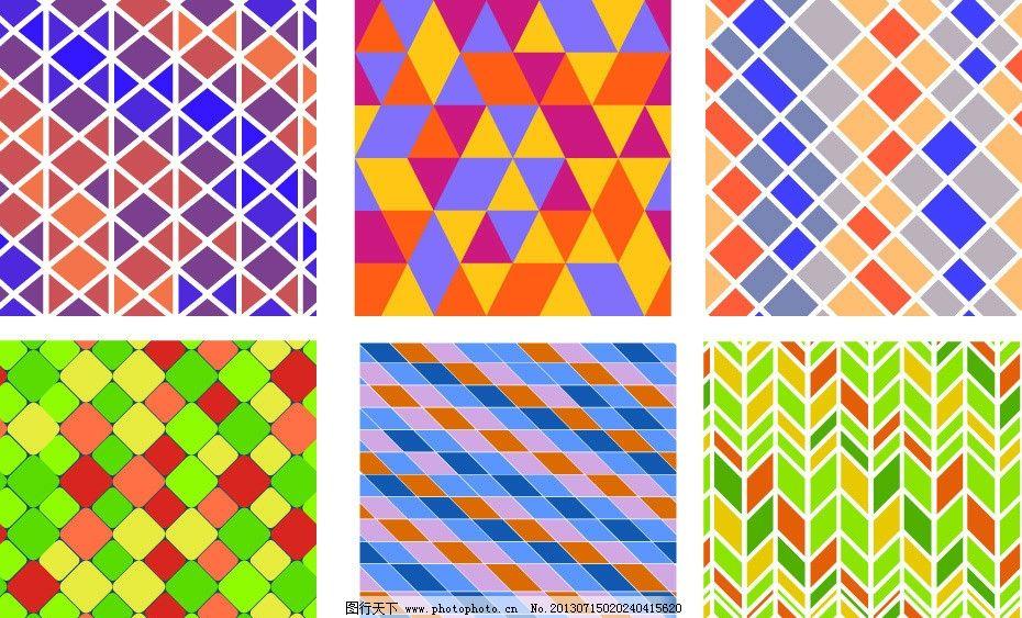 菱形方块针围巾的织法图解