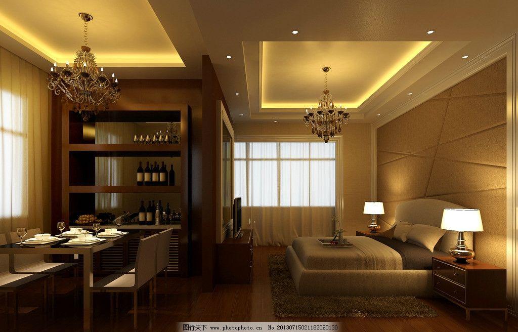 精装修单身公寓 房地产 楼盘 单身公寓 酒店式公寓 精装修图片