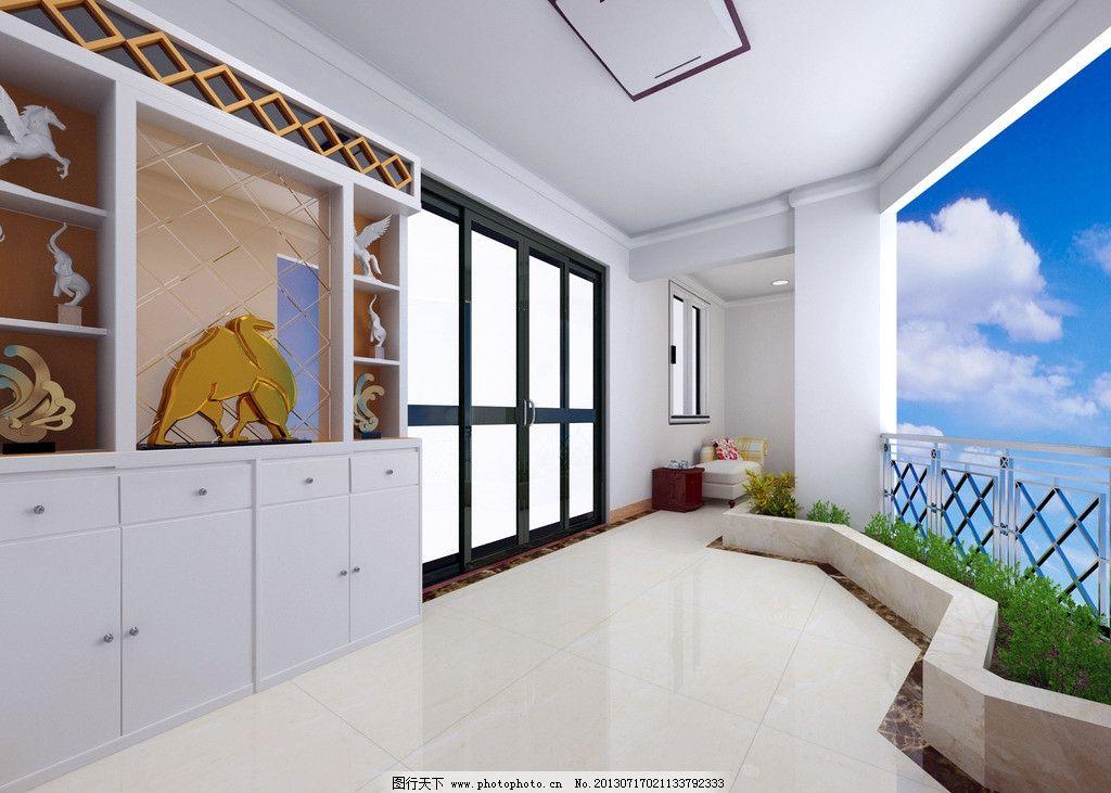 室内设计图片_3d作品设计