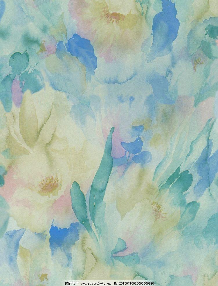 服装面料 纺织品花样 底纹图案 机理 抽象底纹 底纹素材 花卉 纺织品