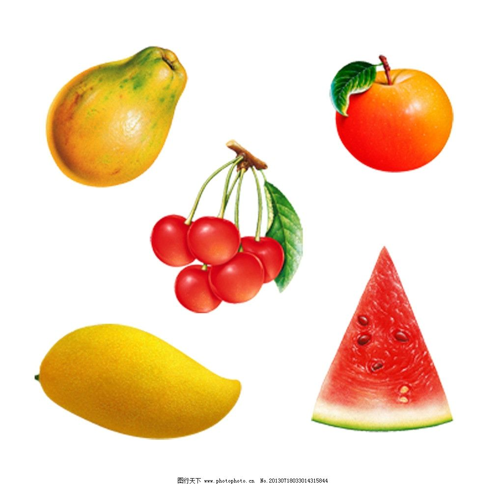 木瓜 芒果 瓜图片素材下载 水果 热带水果 丰胸 果实 木瓜摄影