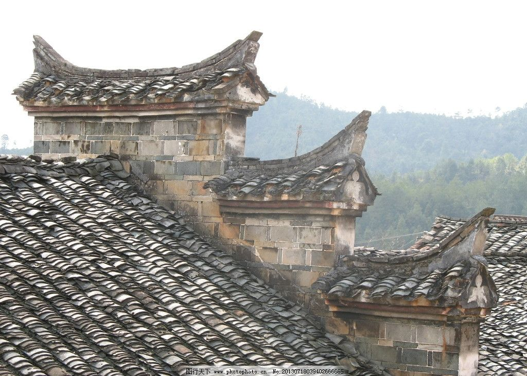 古建筑 江西民居 马头墙 砖瓦结构 古民居 建筑摄影 建筑园林 摄影