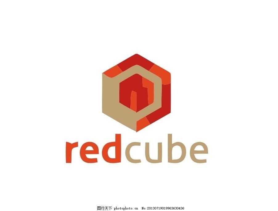 立方体logo 正方体 外国 国外 西方 欧美 西式 欧式 简洁图片