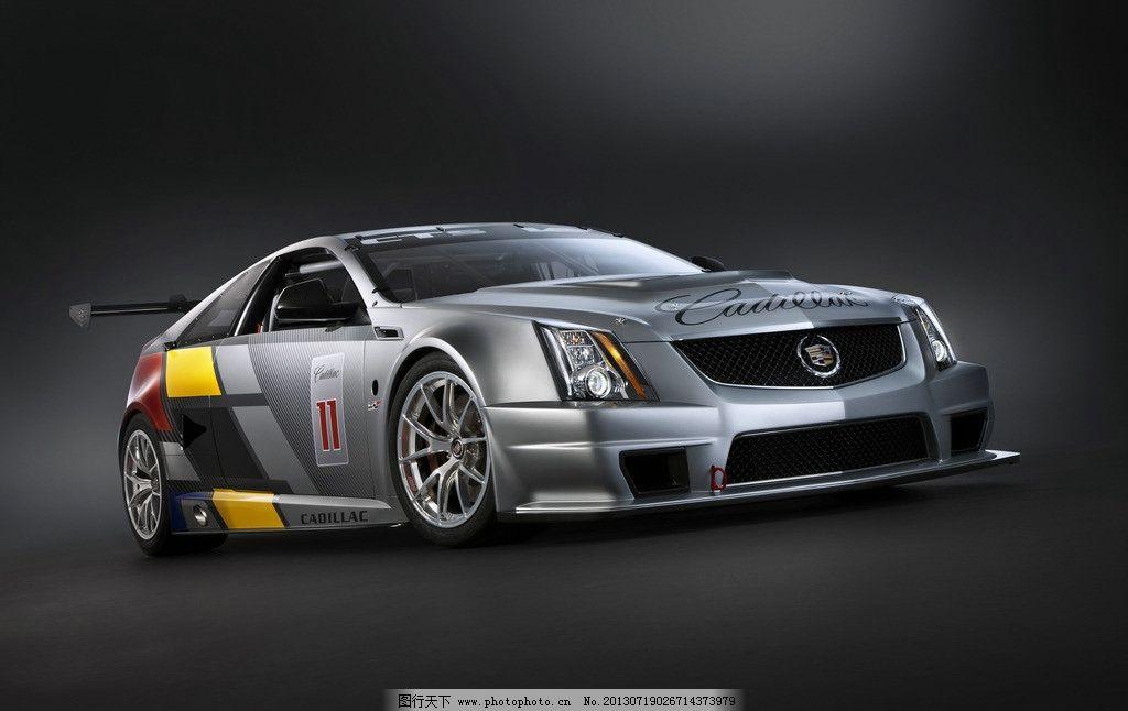 汽车 凯迪拉克 汽车设计图 轿车 车辆 现代科技 交通工具 设计 300dpi