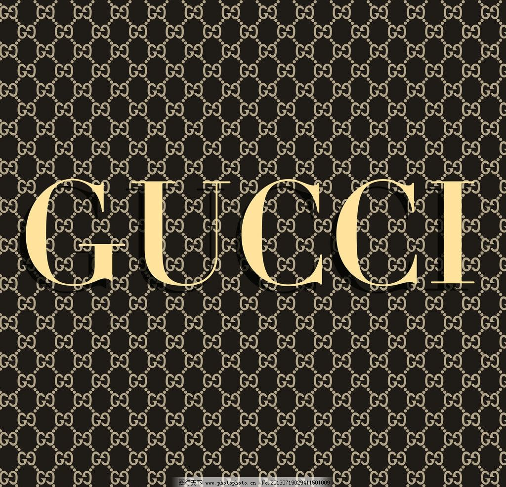 关于GUCCI商标里的的红绿配
