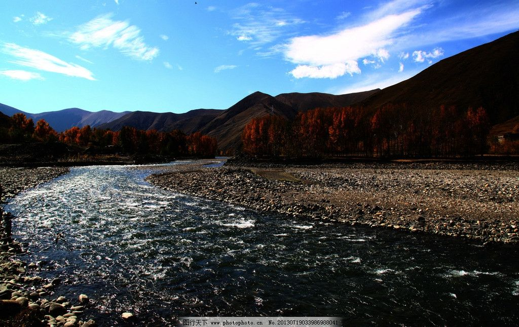 川西旅游摄影