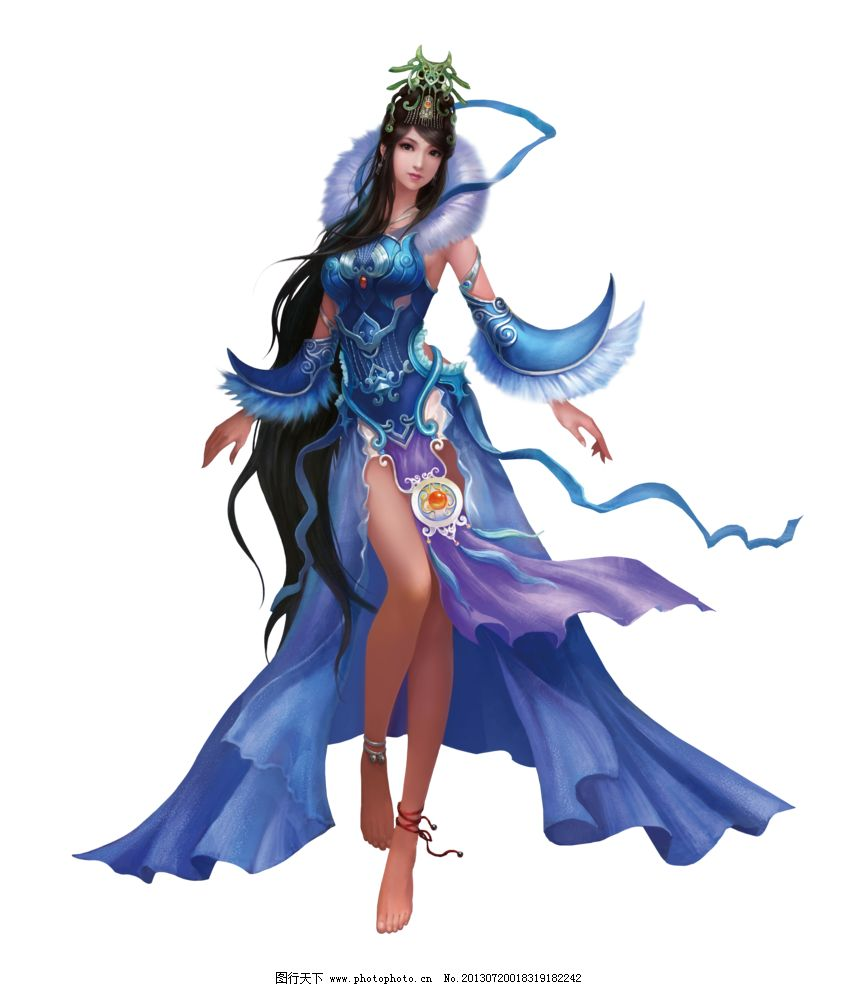 碧瑶 诛仙 女神 美女 古装美女 游戏美女 诛仙原画 游戏壁纸 手绘美