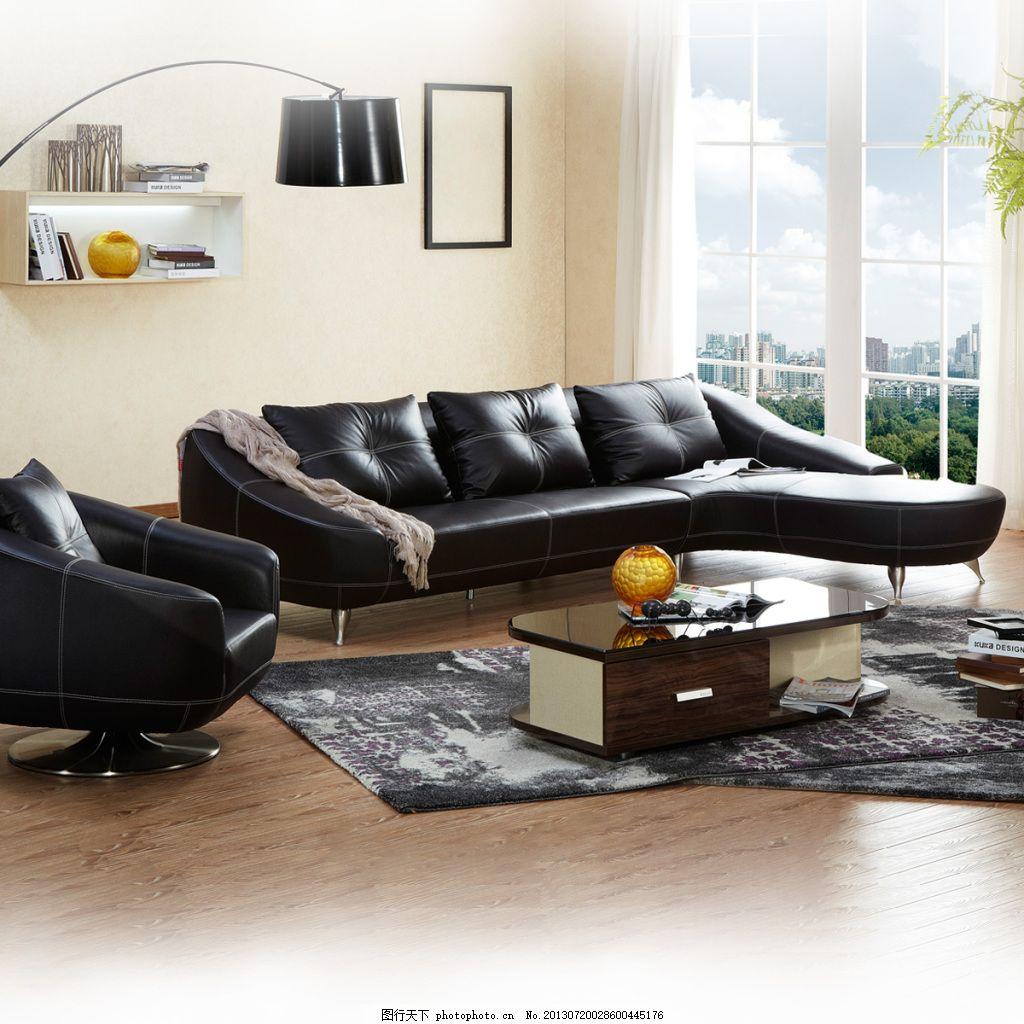 室内装修设计 沙发 白色
