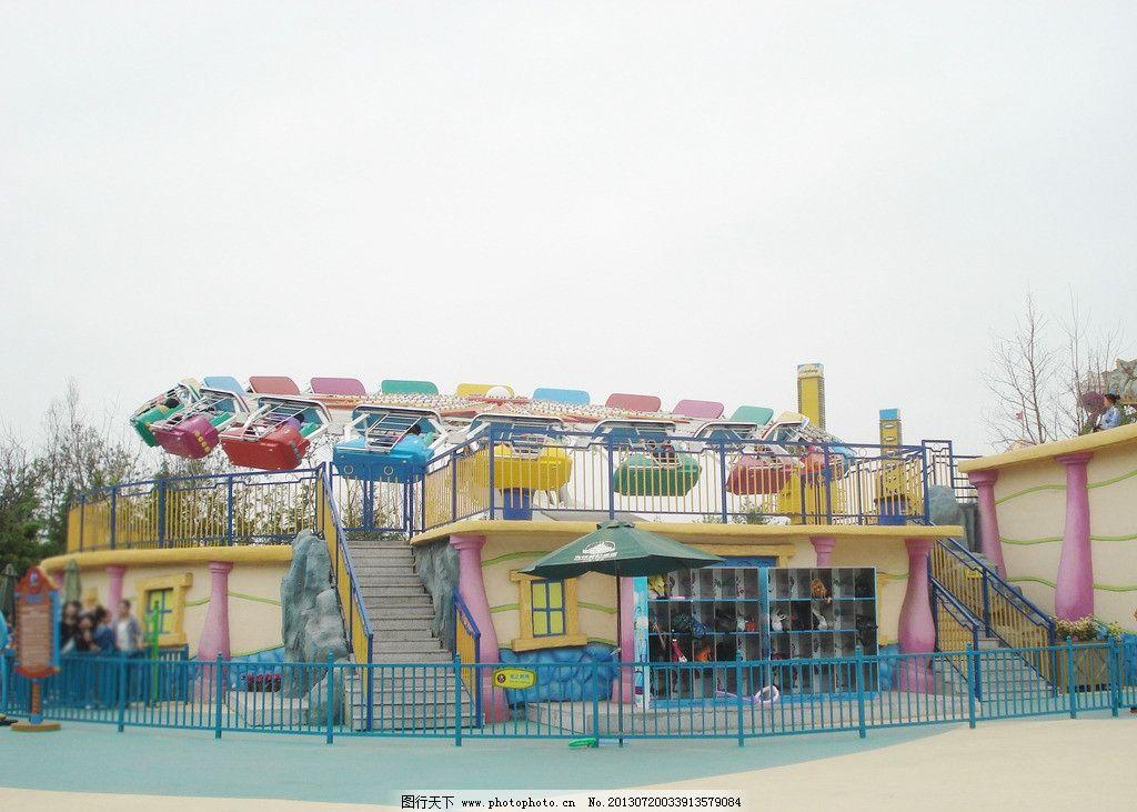 青岛方特游乐园图片