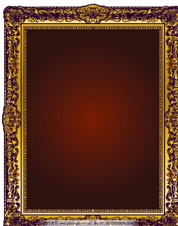 ppt 背景 背景图片 边框 模板 设计 相框 586_745 竖版 竖屏