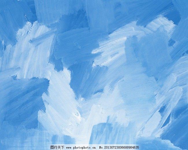 抽象水彩背景_手绘海报_海报设计_图行天下图库