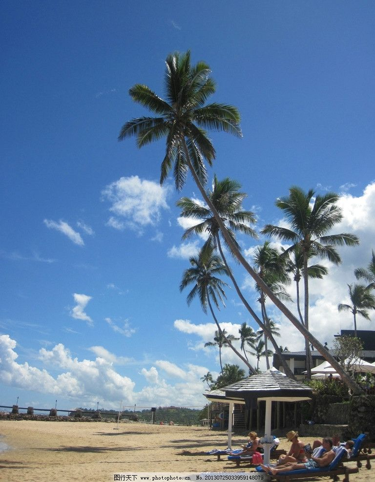 海边 椰子树 天空 大海边 沙滩 白云 国内旅游 旅游摄影 摄影 180dpi