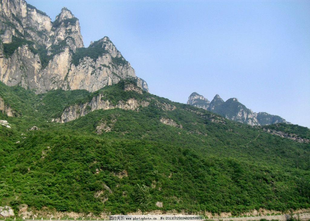 自然景观 自然风景  自然风光 青山绿水图片 小桥流水图片 森林 大山