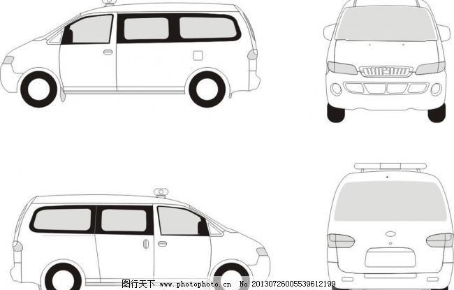 瑞风商务车(医院)图片