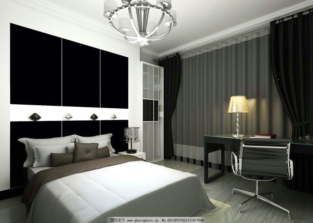 27平米卧室装修图