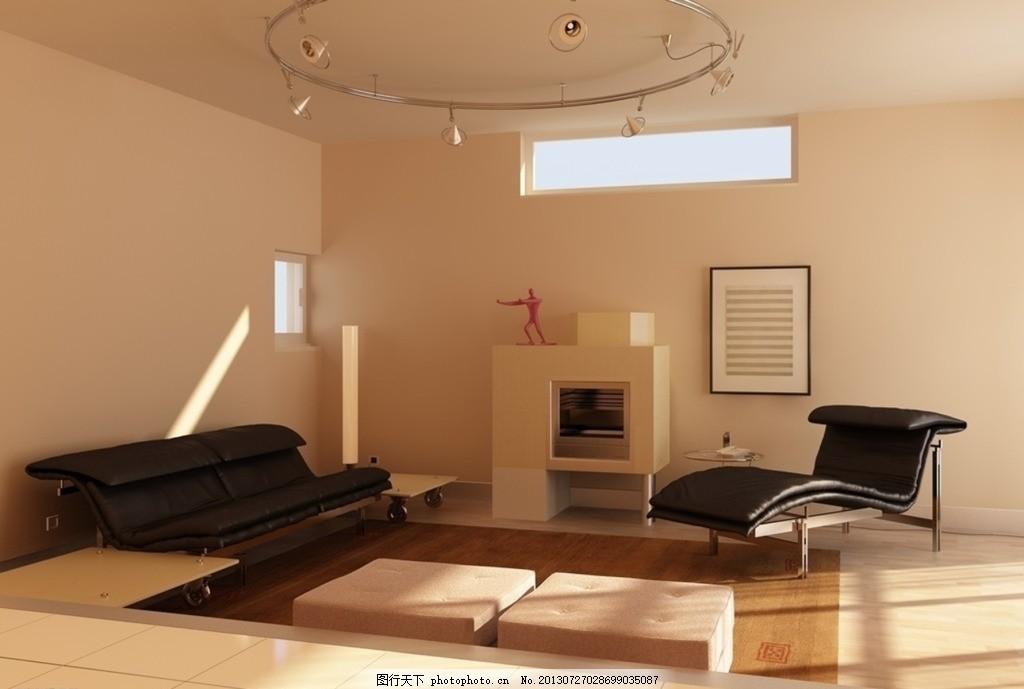 室内装修 室内素材 装修素材 设计素材 参考素材 棕色