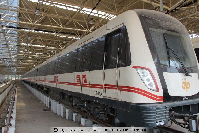 郑州/郑州地铁一号线列车