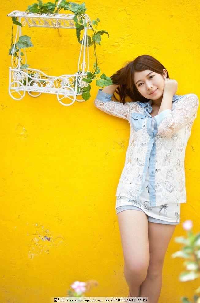 清纯美女 气质美女 可爱美女 天生丽质 阳光美女 青春活力 高清美女