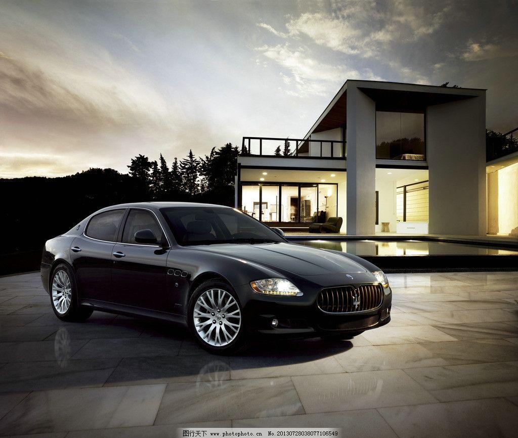 玛莎拉蒂 豪华车 宣传 新款 跑车 轿车 概念车 世界名车 汽车