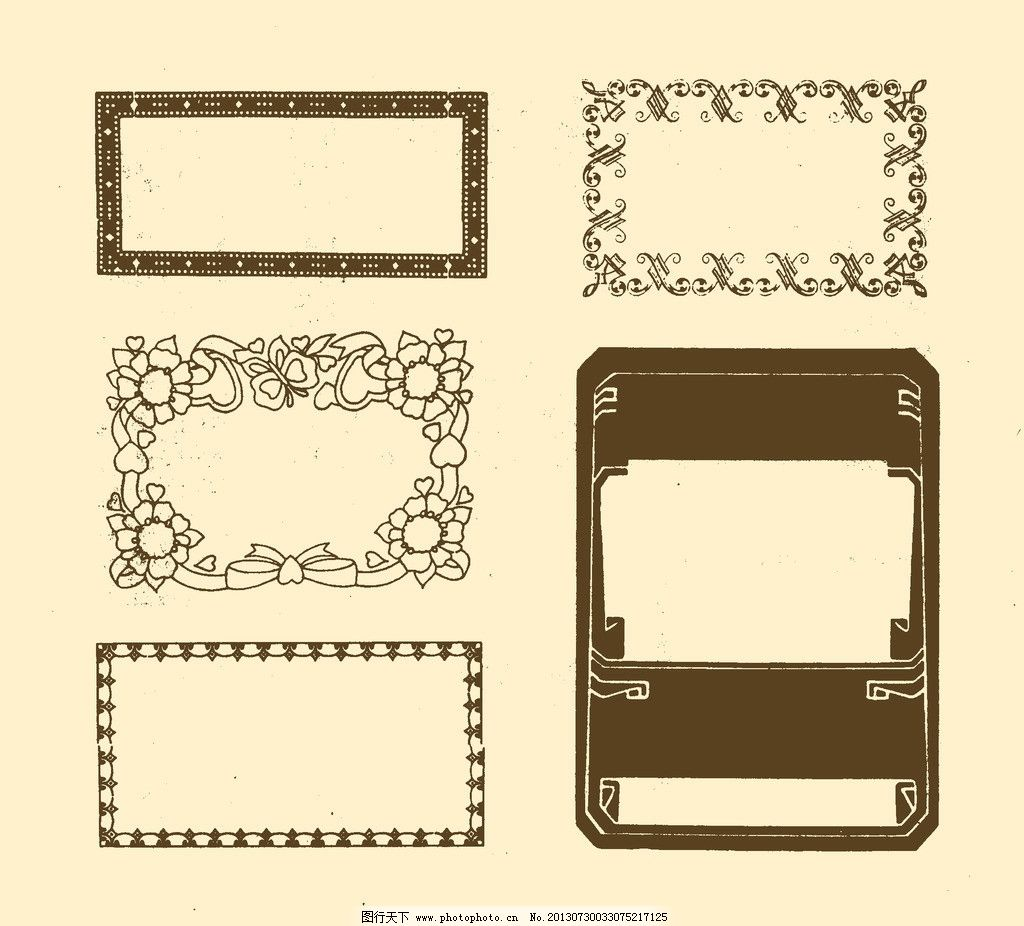 ppt 背景 背景图片 边框 模板 设计 相框 1024_926