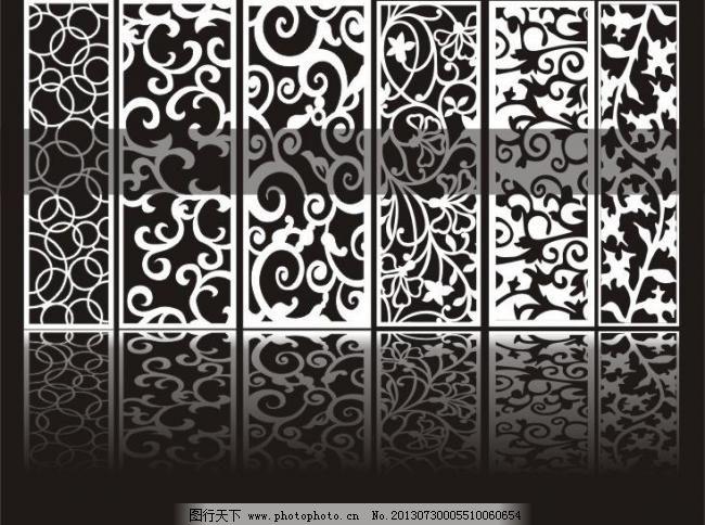 欧式雕花 窗花图片