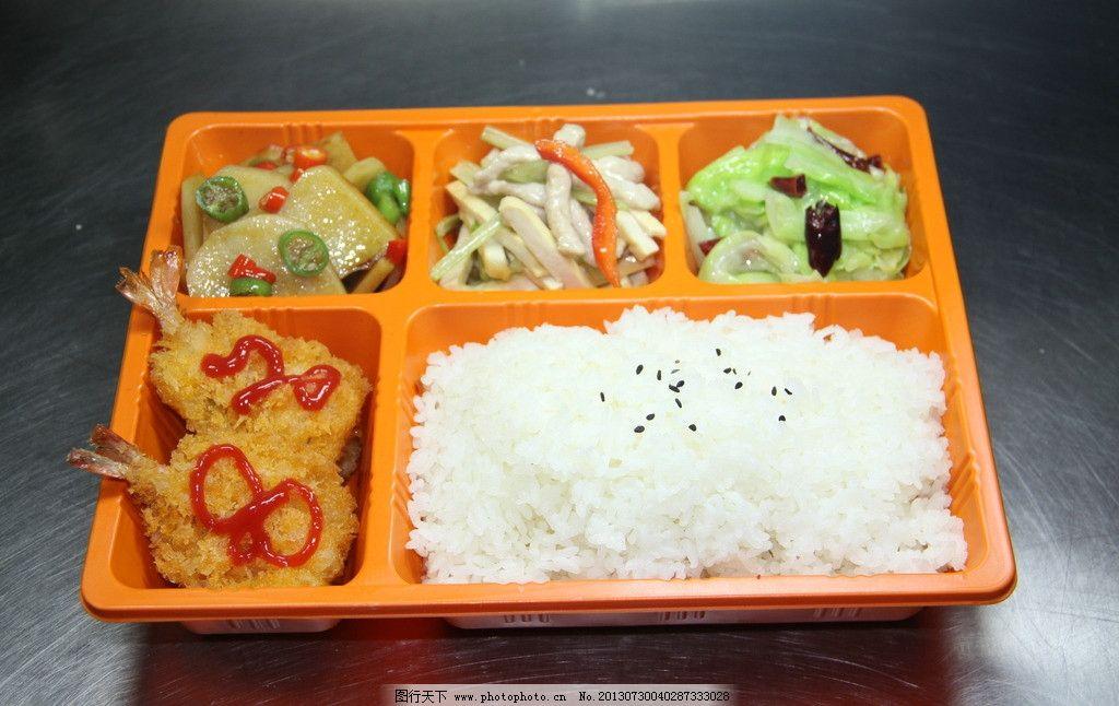 快餐 盒饭 套餐 菜品图片 大虾饭 红烧大虾 餐饮 美食 快餐店 美食