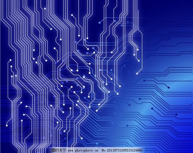 电路板 背景底纹矢量素材 底纹背景 底纹边框 电路板矢量素材 工业