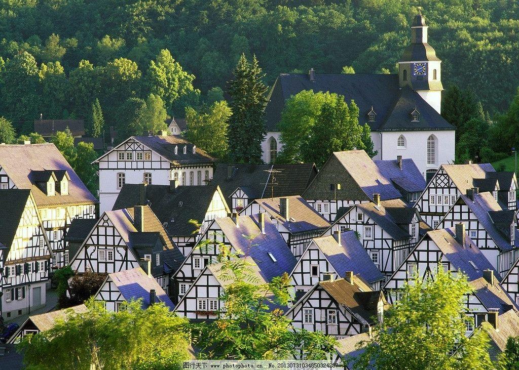 德国风光 自然风光 自然风景